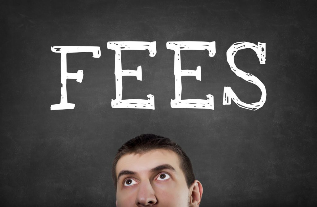 Buy-to-let mortgage fees