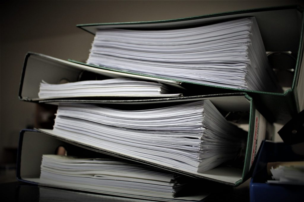 Documents required for a remortgage