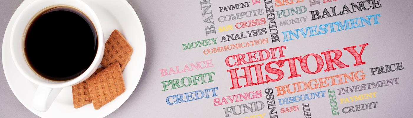 Personal credit history